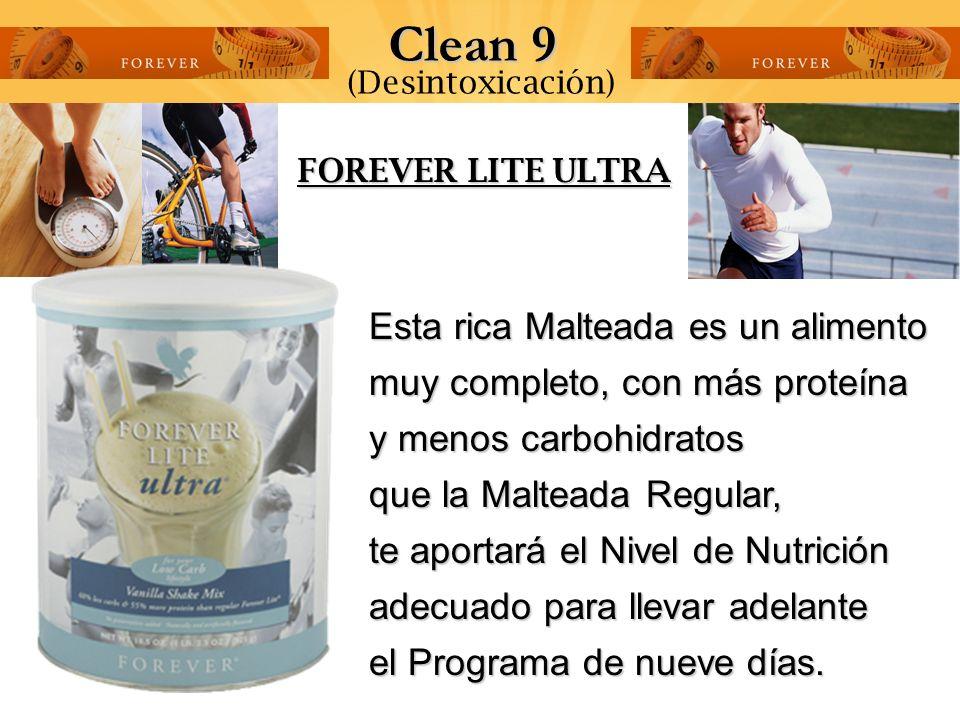 Clean 9 (Desintoxicación) FOREVER LITE ULTRA.