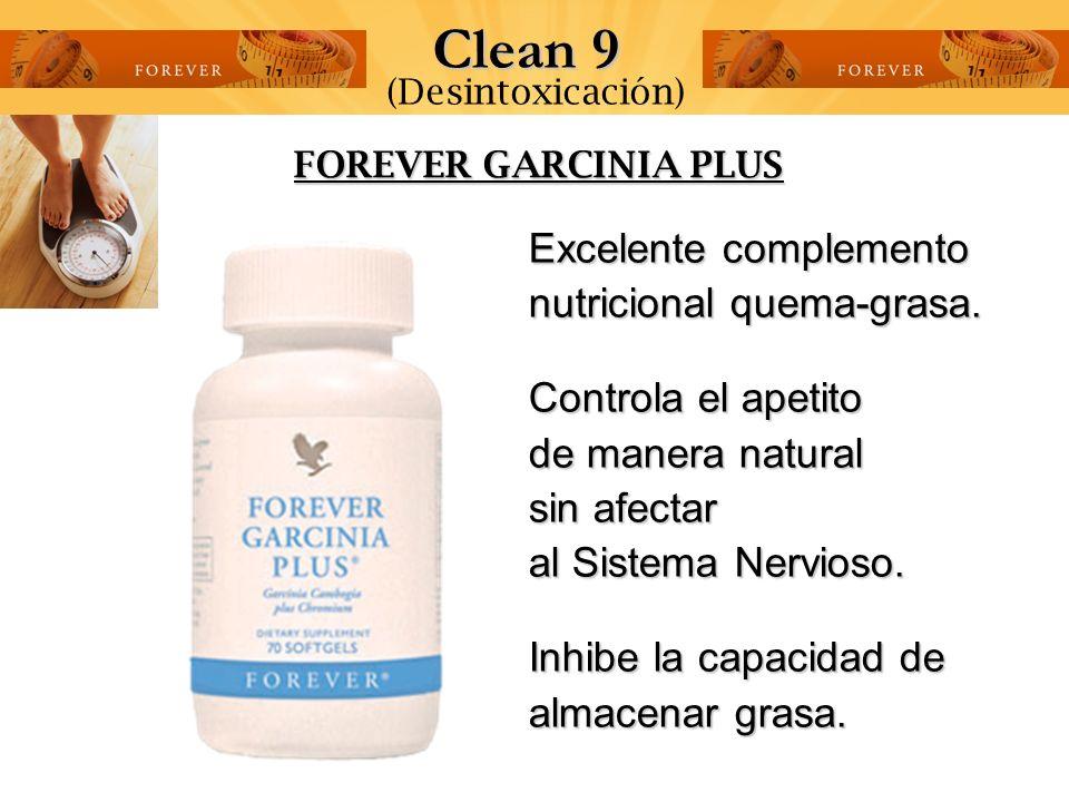 Clean 9 Excelente complemento nutricional quema-grasa.