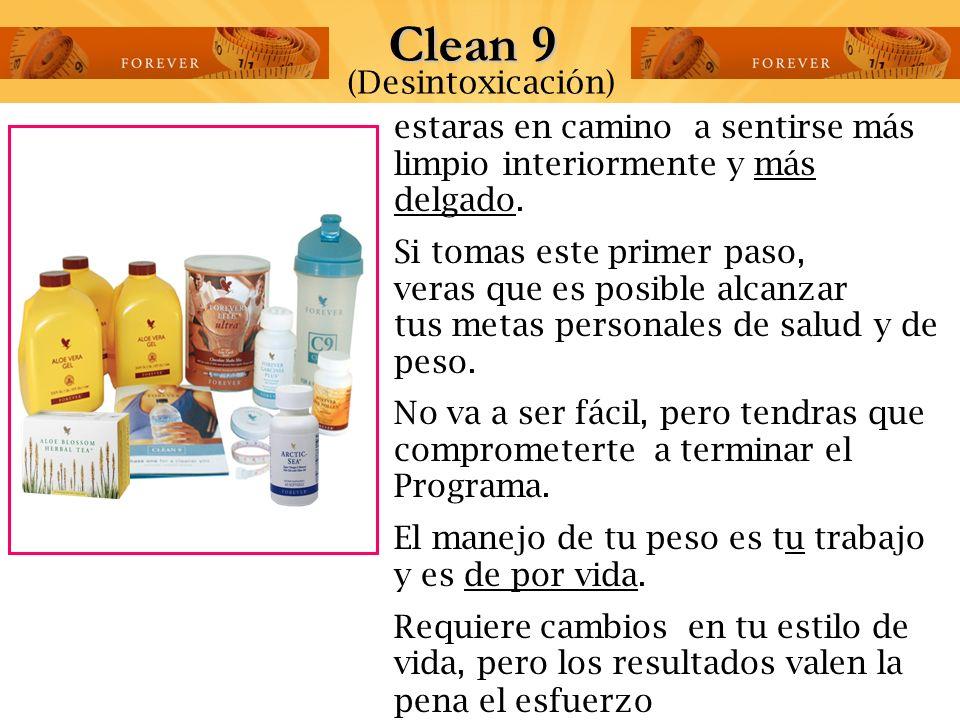Clean 9 (Desintoxicación)