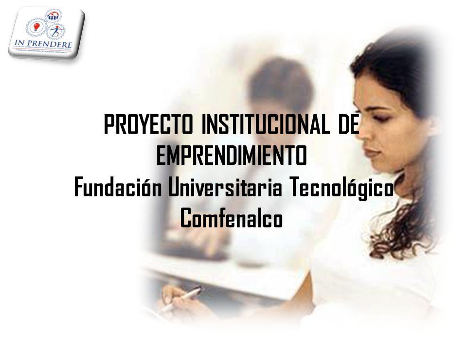 PROYECTO INSTITUCIONAL DE EMPRENDIMIENTO