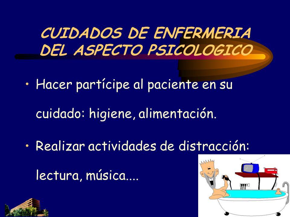 CUIDADOS DE ENFERMERIA DEL ASPECTO PSICOLOGICO