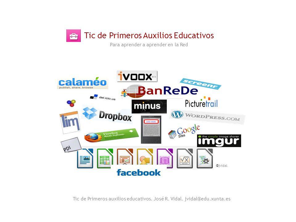 Tic de Primeros Auxilios Educativos