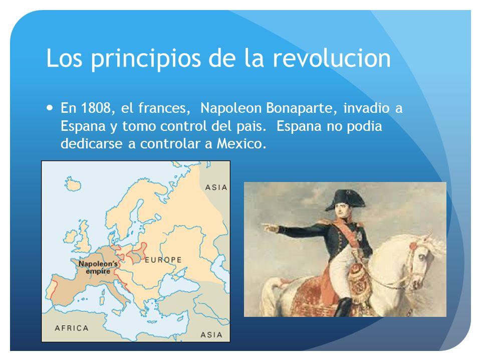 Los principios de la revolucion