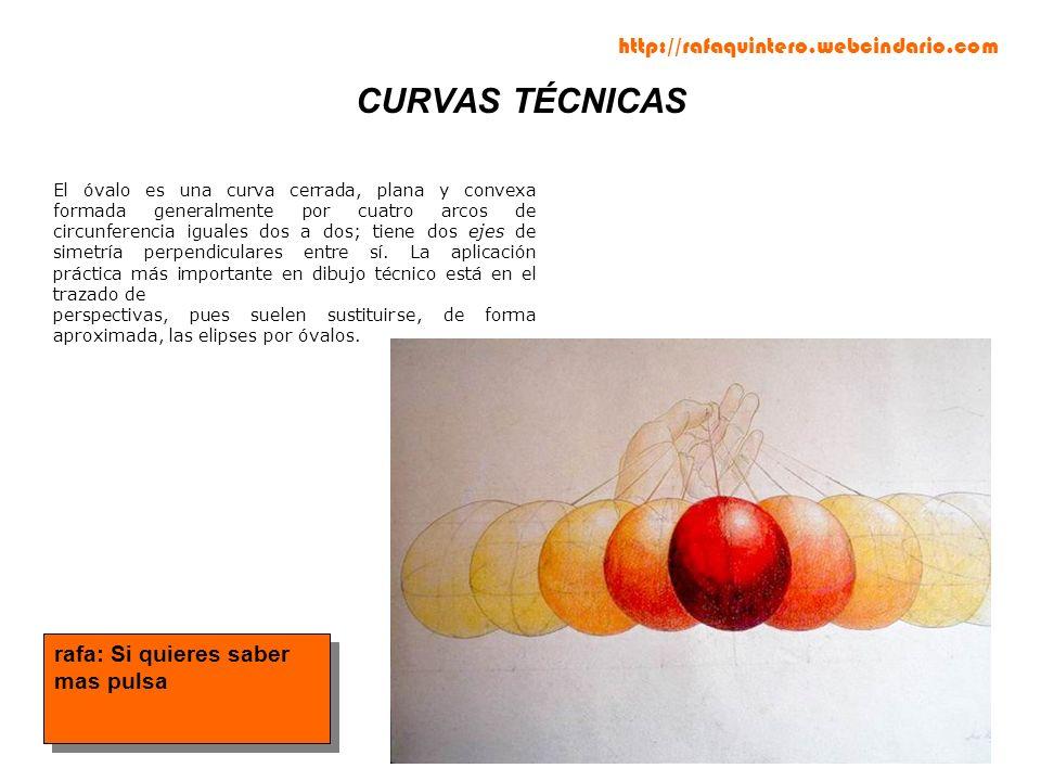 CURVAS TÉCNICAS http://rafaquintero.webcindario.com