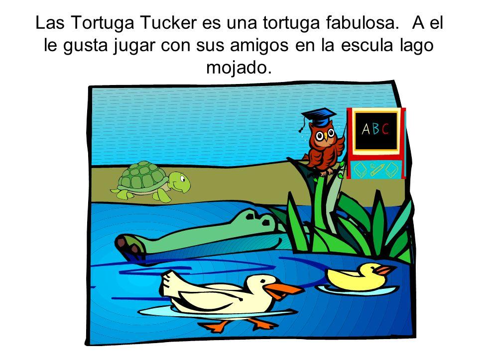 Las Tortuga Tucker es una tortuga fabulosa