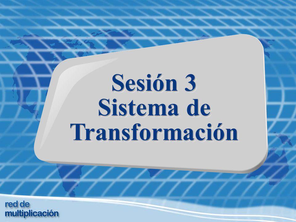 Sistema de Transformación