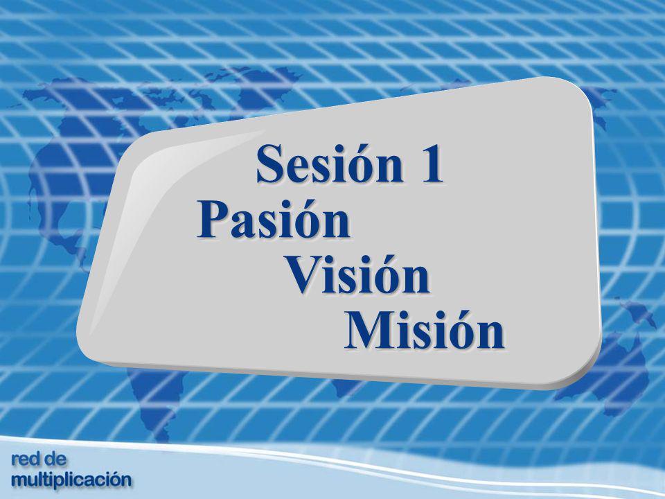 Sesión 1 Pasión Visión Misión