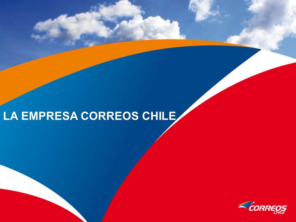 LA EMPRESA CORREOS CHILE