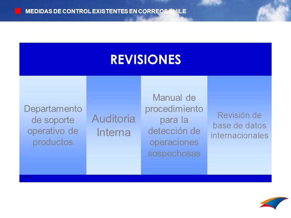 REVISIONES Auditoria Interna