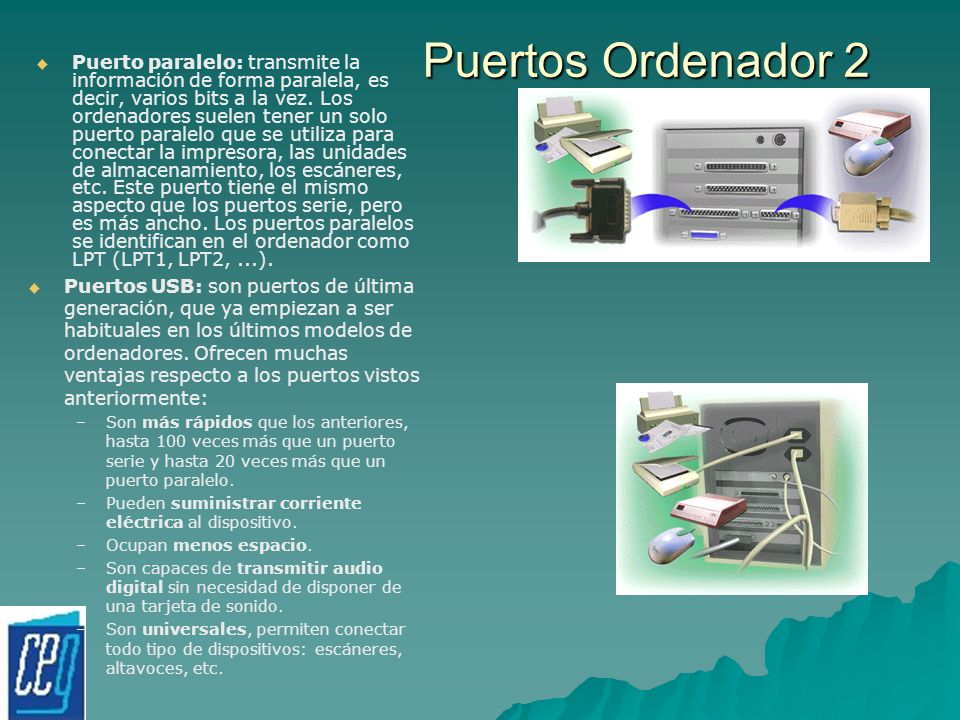 Puertos Ordenador 2
