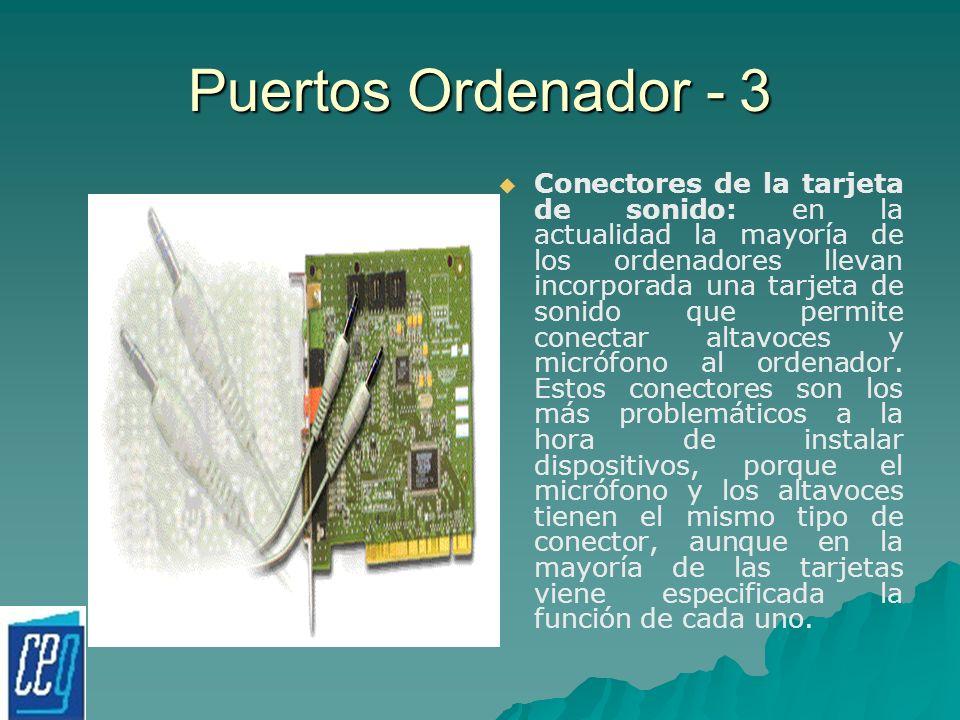 Puertos Ordenador - 3