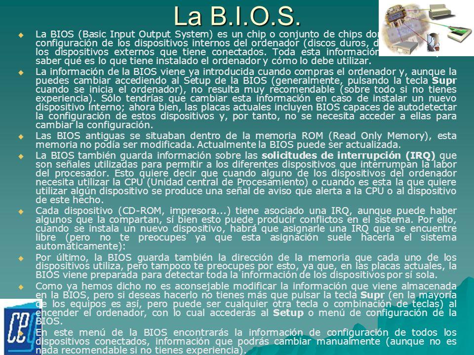 La B.I.O.S.