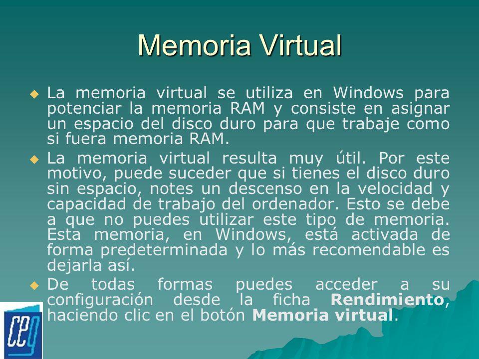 Memoria Virtual