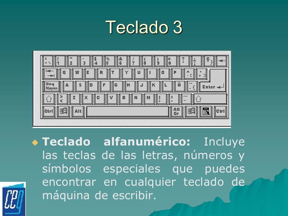 Teclado 3