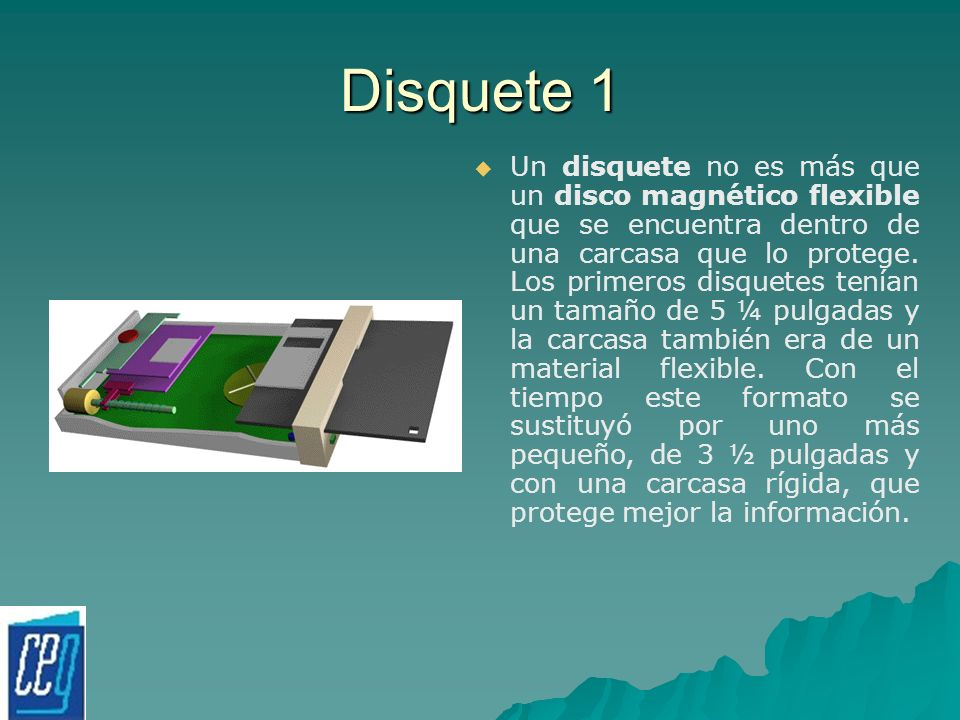 Disquete 1