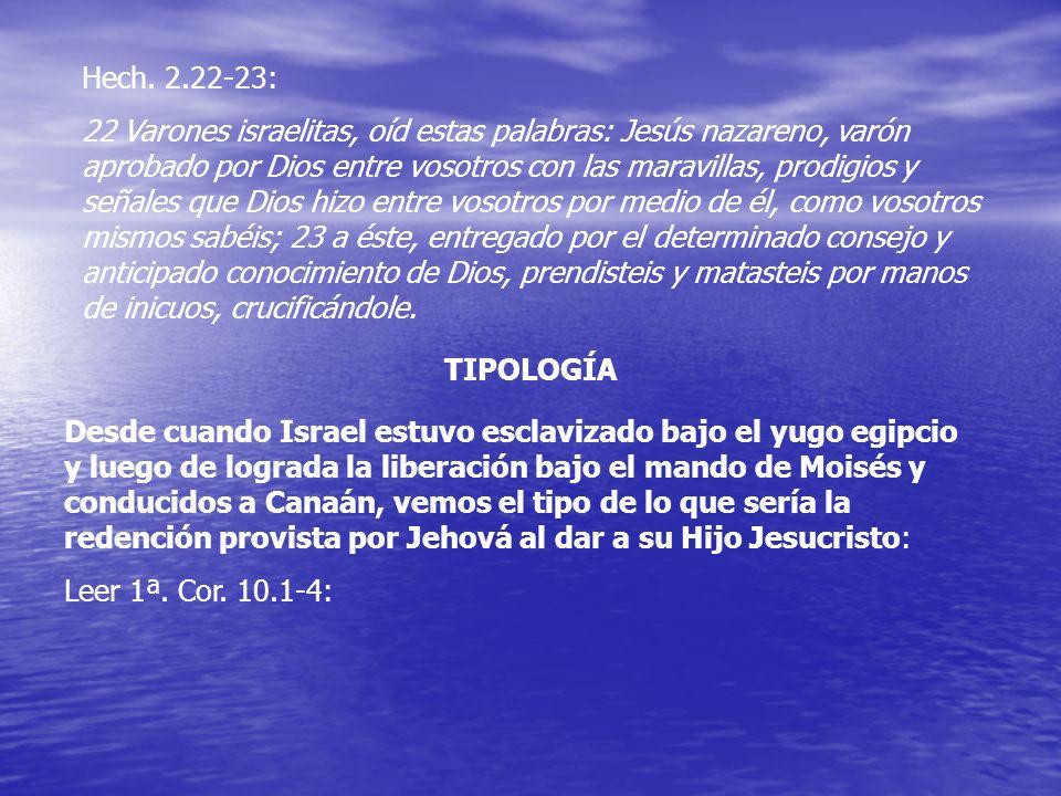 Hech. 2.22-23: