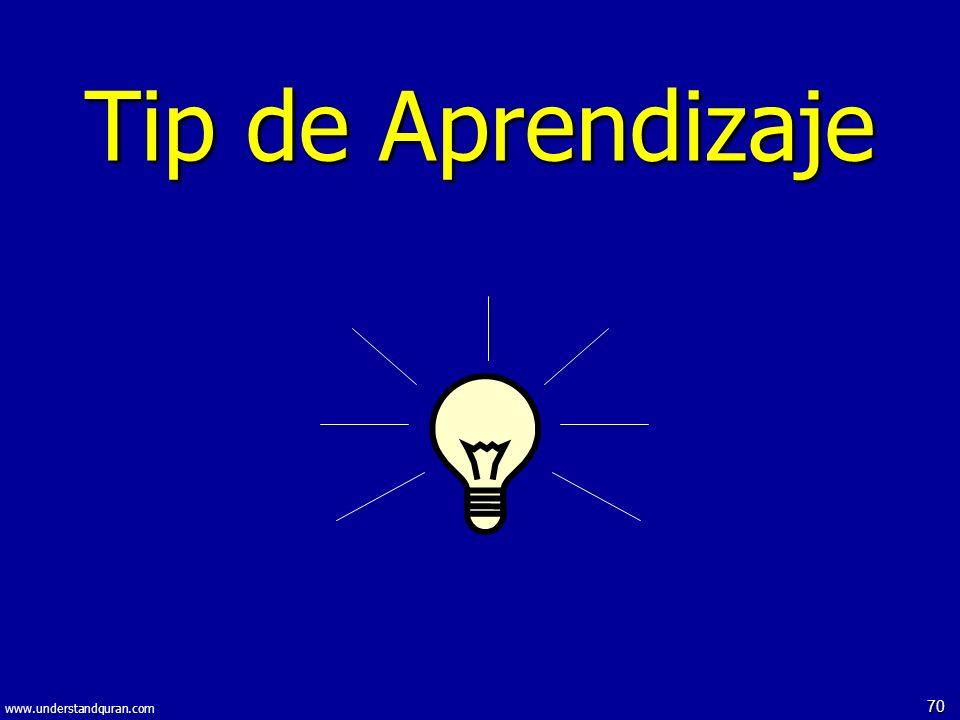 Tip de Aprendizaje Obtenga más imágenes del cerebro derecho e izquierdo; y los cuadrantes; úselos todos.