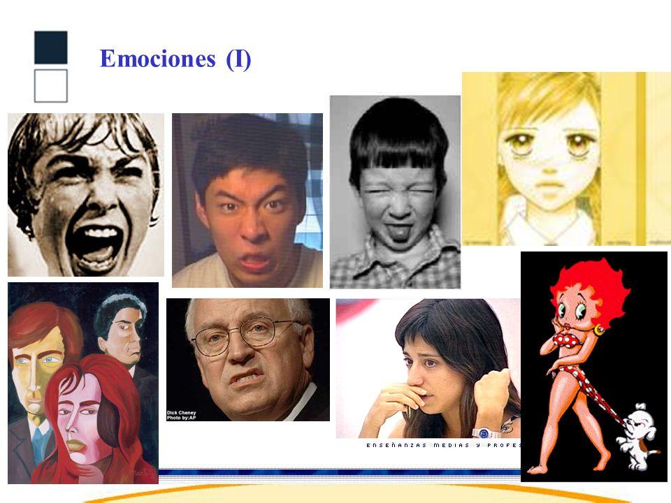 Emociones (I)