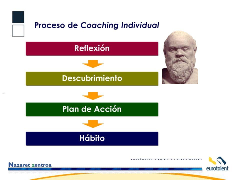 Proceso de Coaching Individual