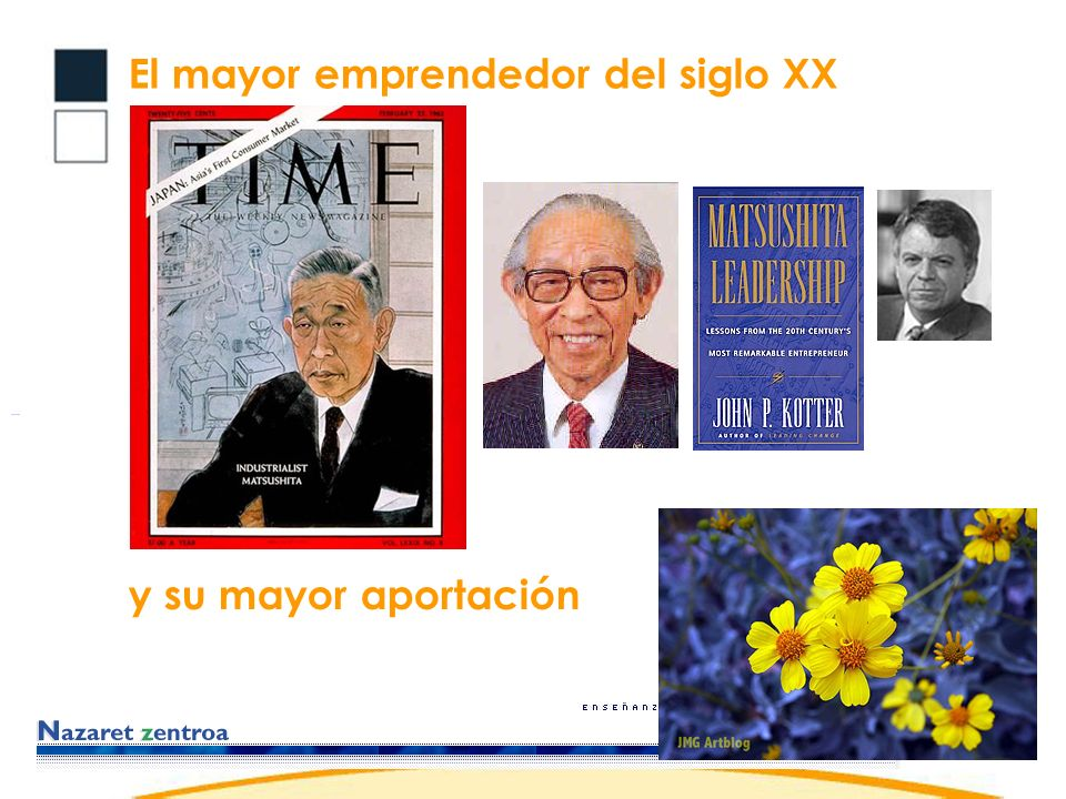 El mayor emprendedor del siglo XX