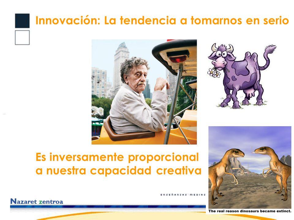 Innovación: La tendencia a tomarnos en serio