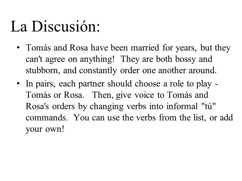 La Discusión:
