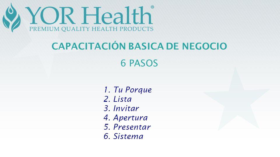 CAPACITACIÓN BASICA DE NEGOCIO