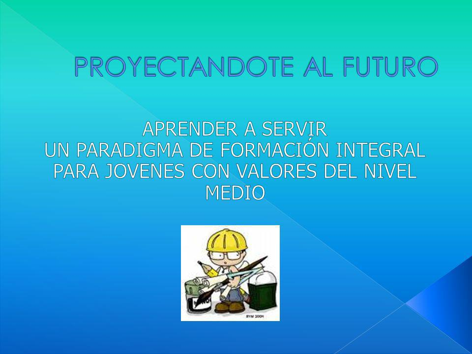 PROYECTANDOTE AL FUTURO