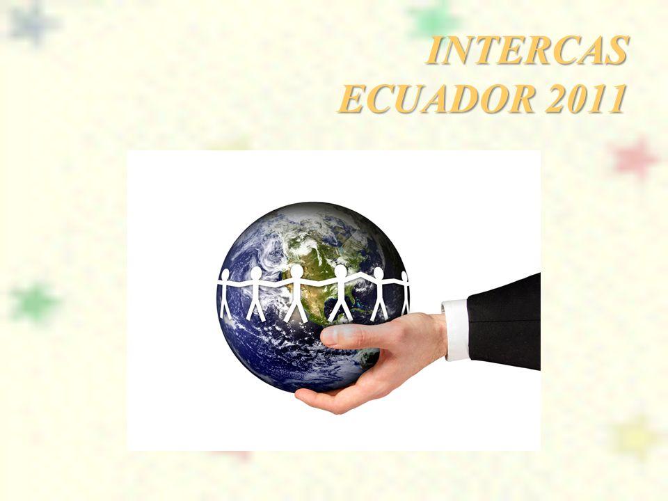 INTERCAS ECUADOR 2011