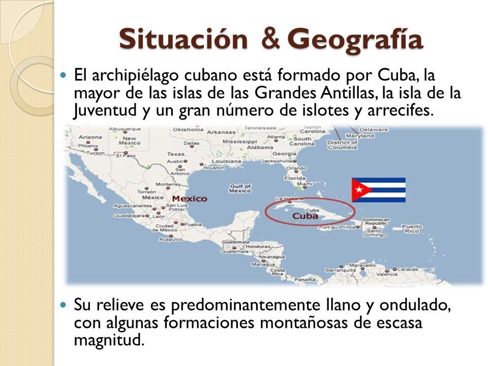 Situación &Geografía