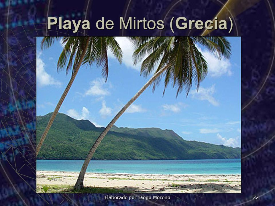 Playa de Mirtos (Grecia)