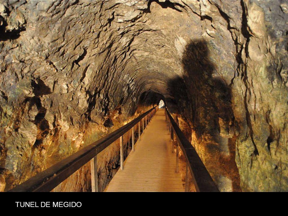 TUNEL DE MEGIDO