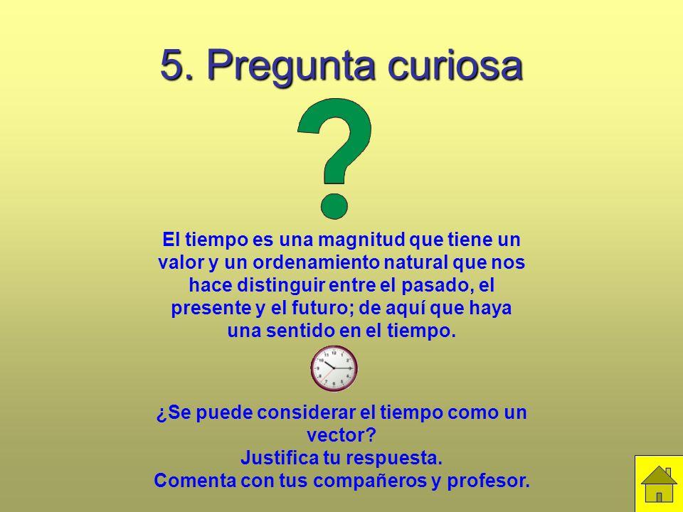 5. Pregunta curiosa