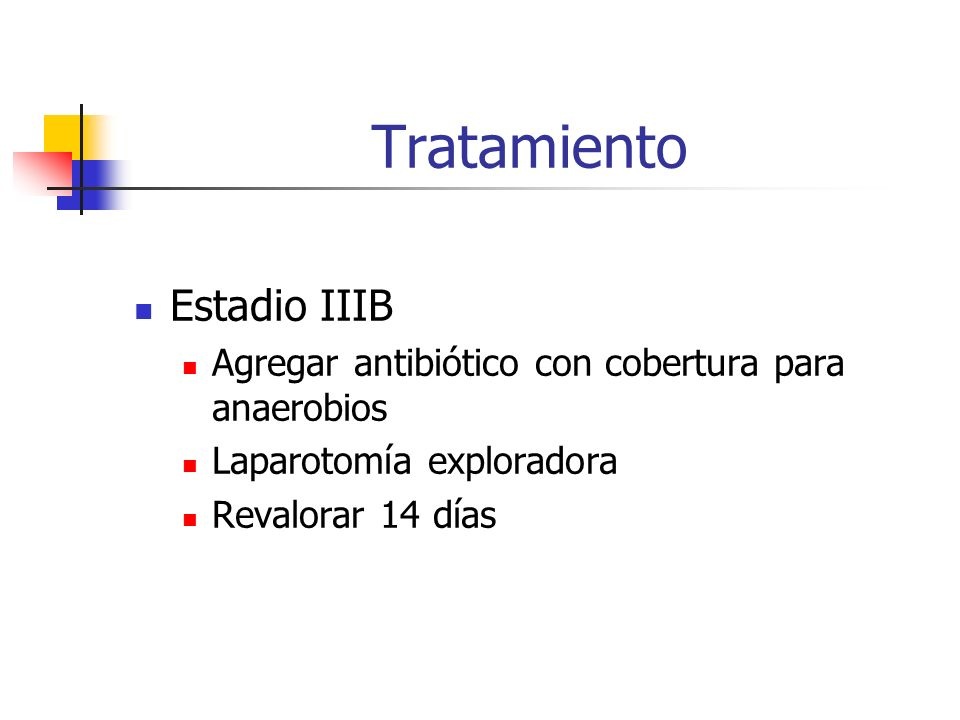 Tratamiento Estadio IIIB
