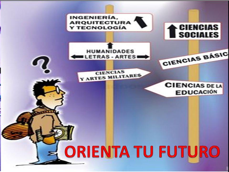 ORIENTA TU FUTURO
