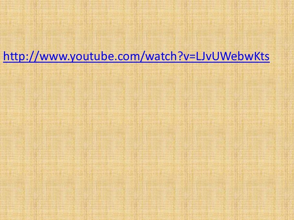 http://www.youtube.com/watch v=LJvUWebwKts