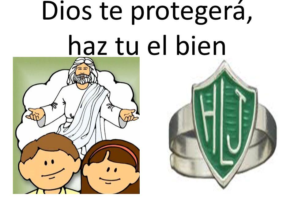 Dios te protegerá, haz tu el bien