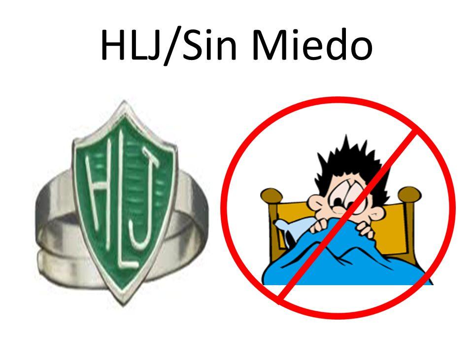 HLJ/Sin Miedo