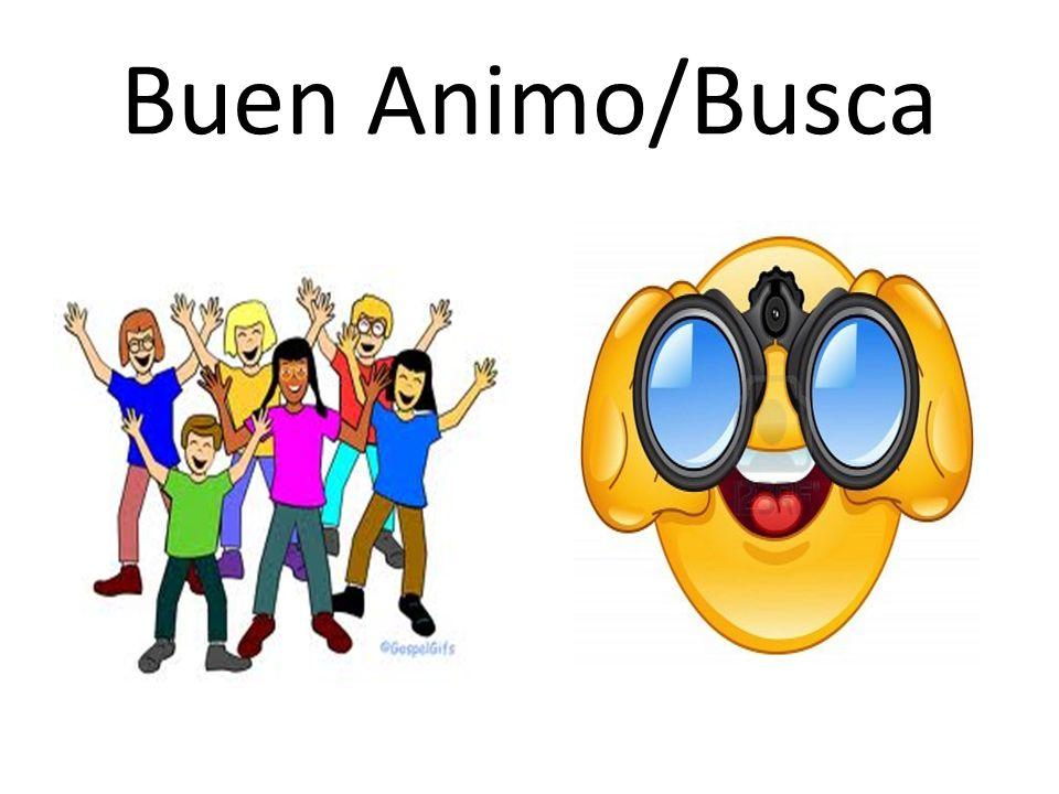 Buen Animo/Busca