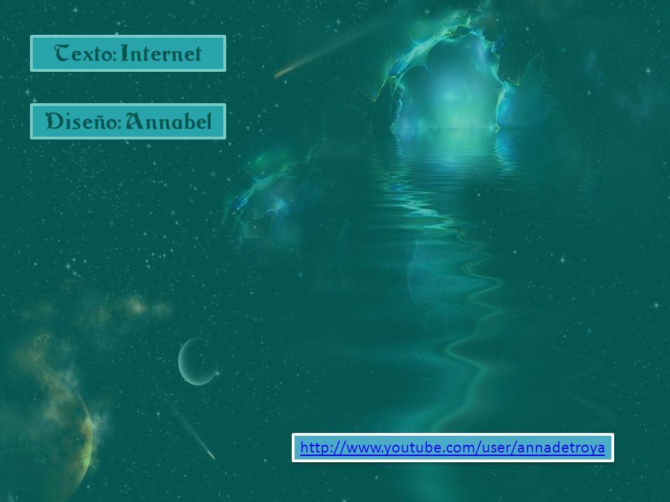 Texto: Internet Diseño: Annabel