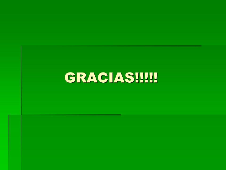 GRACIAS!!!!!