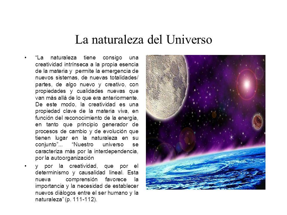 La naturaleza del Universo