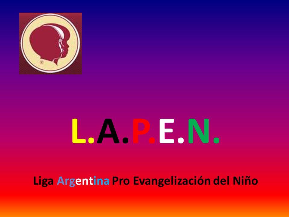 Liga Argentina Pro Evangelización del Niño