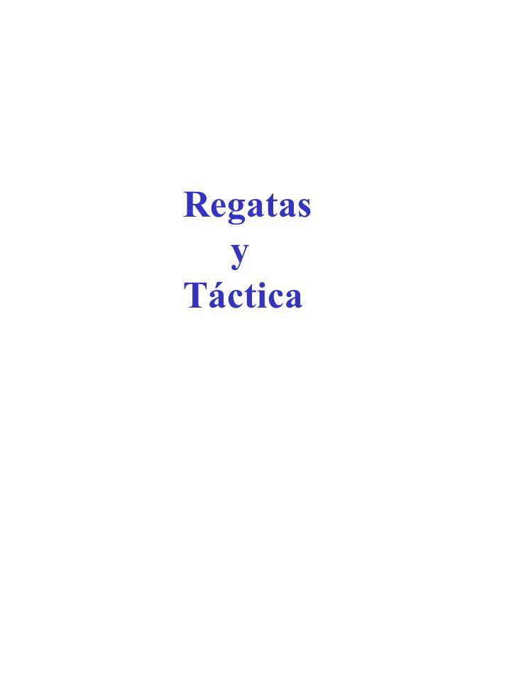 Regatas y Táctica