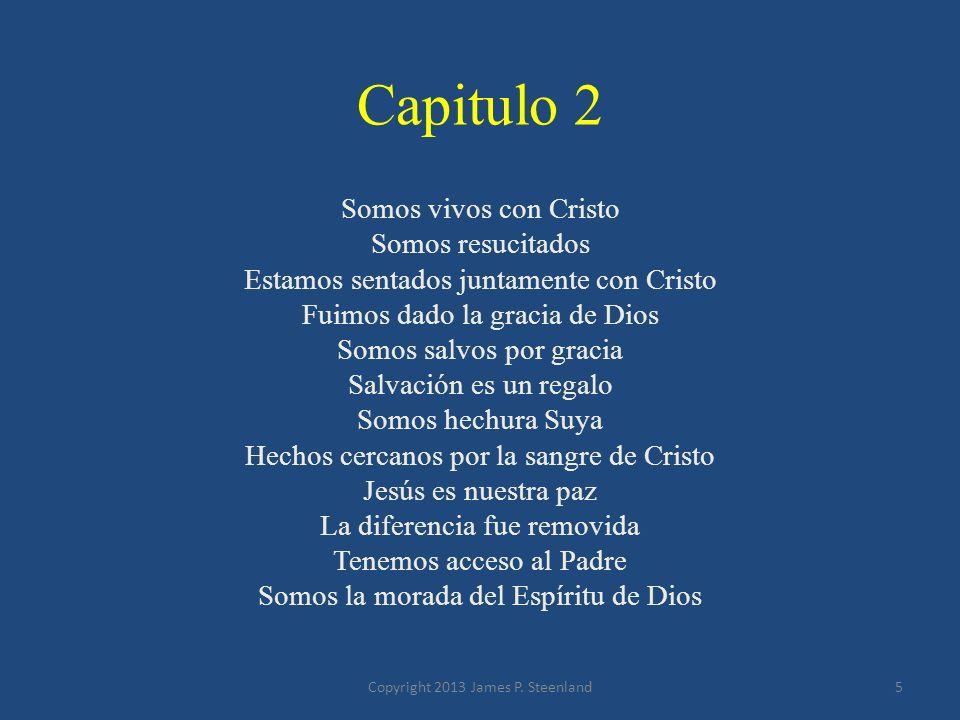 Capitulo 2 Somos vivos con Cristo Somos resucitados