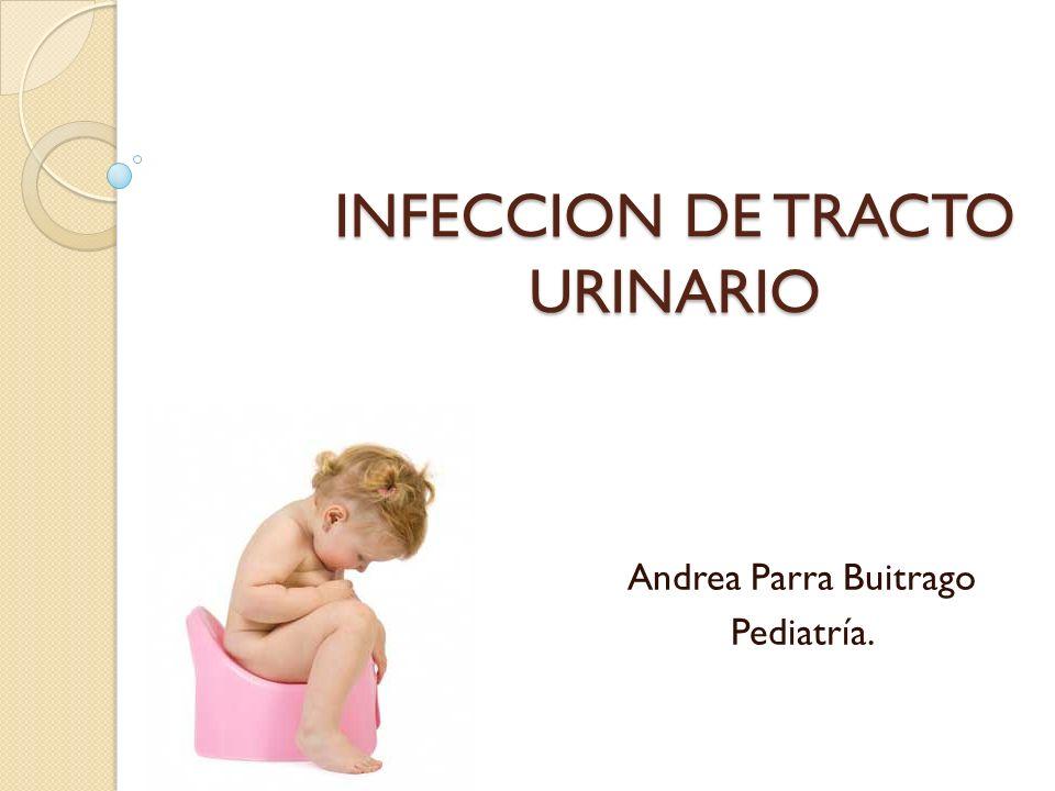 INFECCION DE TRACTO URINARIO
