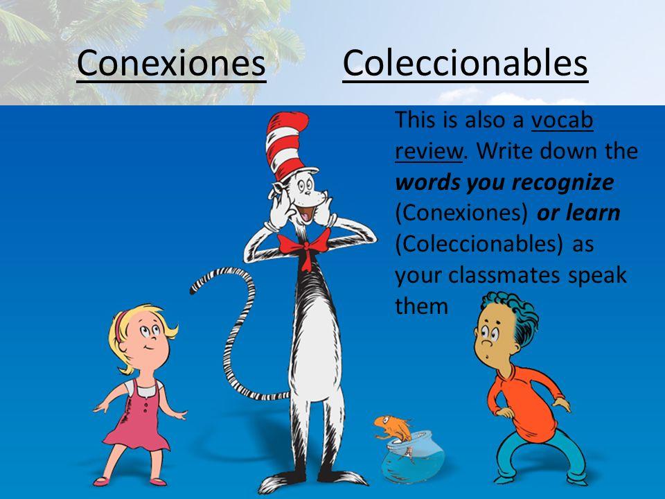Conexiones Coleccionables
