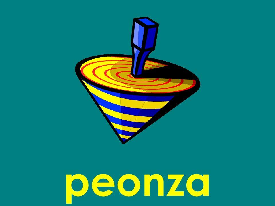 peonza