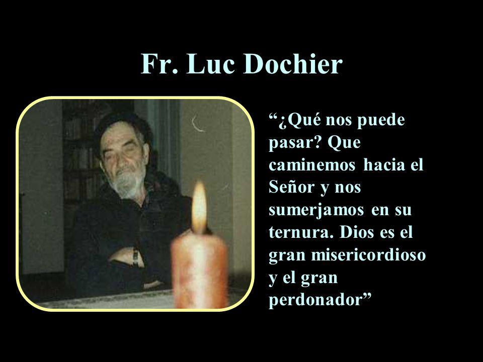 Fr. Luc Dochier