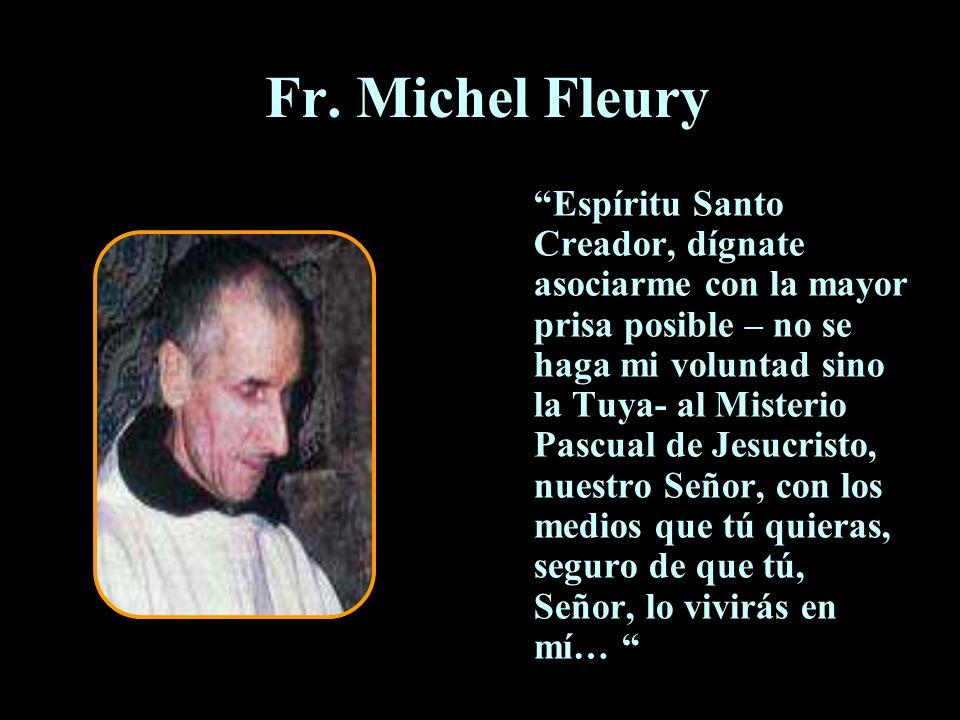Fr. Michel Fleury